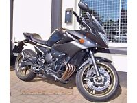 2010 Yamaha XJ6s Diversion Perfect Condition With Less Than 2000 Miles From New! Great Commuter