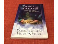 BOOK Angel Dreams by Doreen Virtue & Melissa Virtue