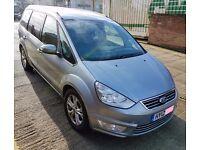 2012, Ford, Galaxy, 2.0TDCi (140ps) Titanium MPV 5d PCO