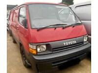 WANTED ! OLD SHAPE TOYOTA HIACE ! ANY MILEAGE, CONDITION ! CASH WAITING !