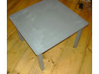 Grey Painted Coffee or Occasional Table