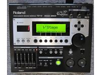 Roland TD 12 percussion sound module