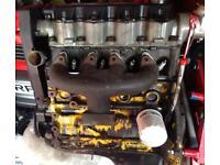 Vauxhall Courtenay Turbo Conversion Manifold for Nova Corsa Astra