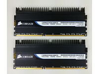 Corsair Dominator 8GB (2x 4GB) 1600MHz DDR3 CL9