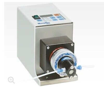Ismatec Ism321c Reglo-cpf Digital Process Drive Wpiston Pump Head Fmi005a
