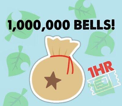 Animal Crossing New Horizons 1 Million Bells