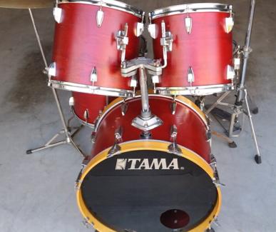 Vintage Tama Royalstar Drum Kit MIJ & Zildjian Avedis Cymbals