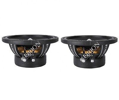 "ORION XTR XTX654 6.5"" 350 WATTS RMS CAR AUDIO SPEAKER MIDRANGE MID BASS WOOFERS"