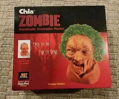 Chia Pet Zombie