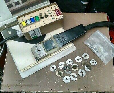 Ami 107 9af-750 Orbital Tube Welding System Arc Machines Gtaw Tig Welder M107
