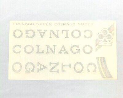 sku Coln313 Colnago Seat Tube Wrap Decal