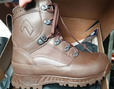 New in Box British Army Haix Combat Boot Goretex 9M 9 M