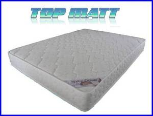 NEW MATTRESSES - TOP QUALITY & GREAT PRICES - ALL SIZES TOP MATT Bungalow Cairns City Preview