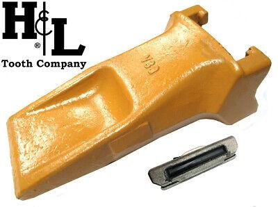 V39 Esco Super V Style General Dirt Bucket Teeth Pins By Hl Tooth Company