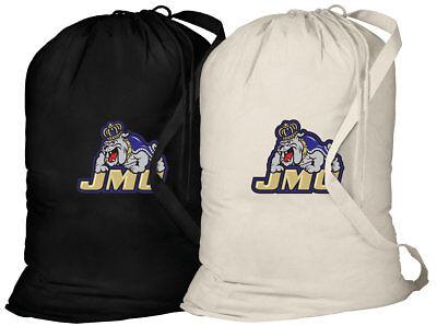 JMU Laundry Bags James Madison University CLOTHES BAGS 2 Pcs