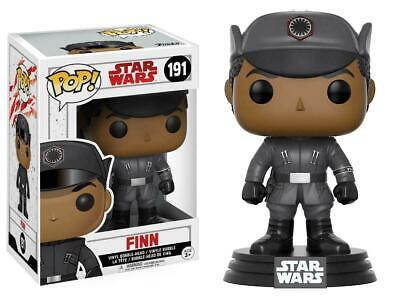 Funko POP! Star Wars Bobble Head Figure #191 - Finn (In Disguise)