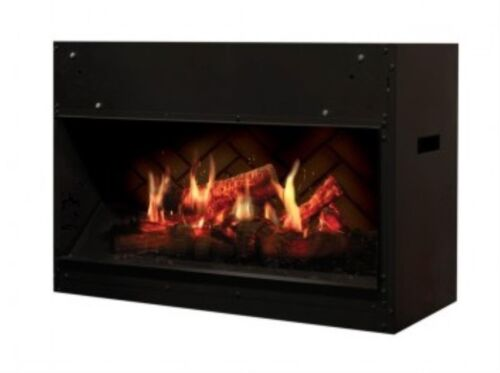 Dimplex VF2927L Opti-V Solo Fireplace, Black