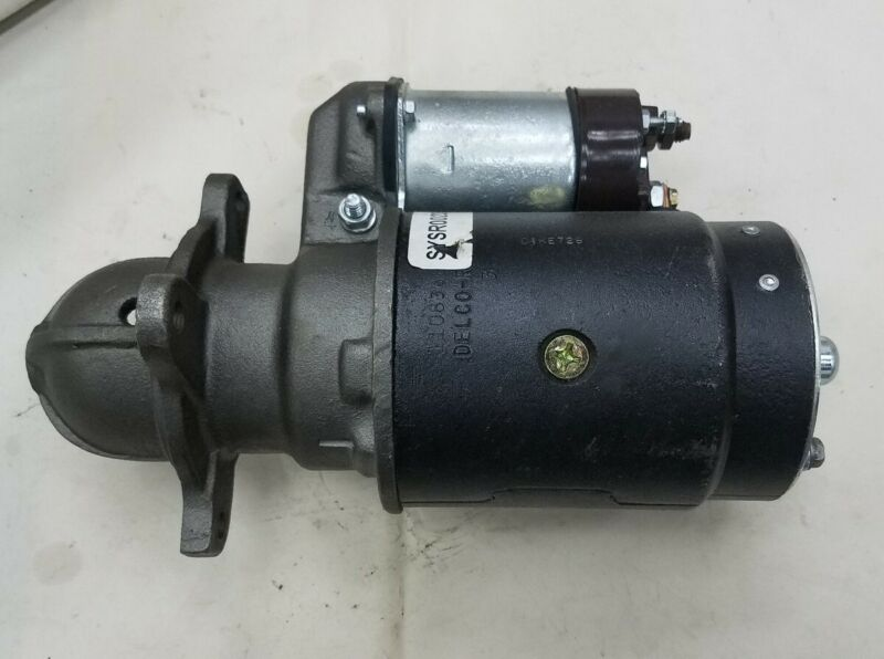 Starter Motor for Clark Forklift part # 789323 Remanufactured Delco in the box