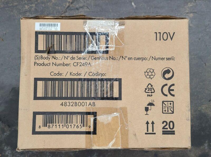 HP CF249A LaserJet Maintenance Kit Opened Box
