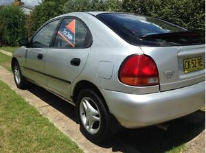 1997 Ford Laser Hatchback Armidale Armidale City Preview