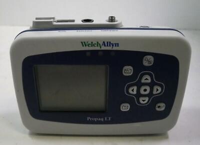 Welch Allyn Inc. Propaq Lt 802lt0n Patient Vital Signs Monitor
