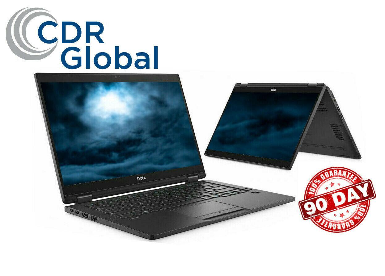 "Laptop Windows - Dell Latitude 3390 13.3"" 2-in-1 Touchscreen Windows 10 Laptop 128GB SSD 4GB RAM"