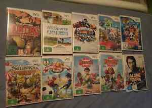 Wii/Games/ Accessories for Sale Livingstone Litchfield Area Preview