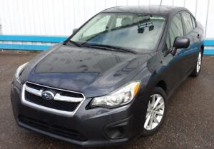 2013 Subaru Impreza 2.0i AWD Sedan *HEATED SEATS*