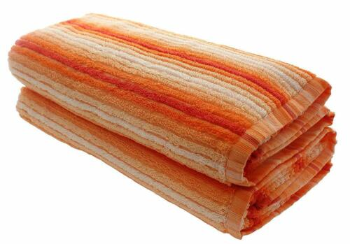Orange Cabana Ombre Beach Towels - 2 Pack