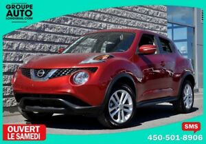 2017 Nissan Juke *SV*A/C*CAMERA*SIEGES CHAUFFANTS*