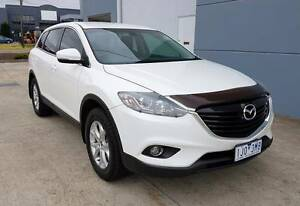 2013 Mazda CX-9 Onw Owner, 7 Seater, Reverse Camera, Tow Bar Tullamarine Hume Area Preview
