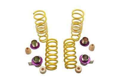KW 2013-2016 BMW M5 / M6 GRAN COUPE HEIGHT ADJUSTABLE LOWERING SPRINGS HAS KIT for sale  Shipping to Canada