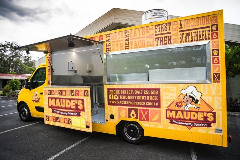 Mobile Food Vans Trucks For Sale
