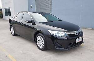 2013 Toyota Camry Hybrid H Low Kms, GPS, One Owner, Service Books Tullamarine Hume Area Preview