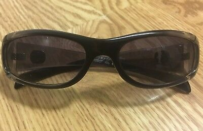 Vintage Jen Optics Men's Sunglasses Shades Frame Greg Jensen X25 Robot Italy (Jensen Sunglasses)