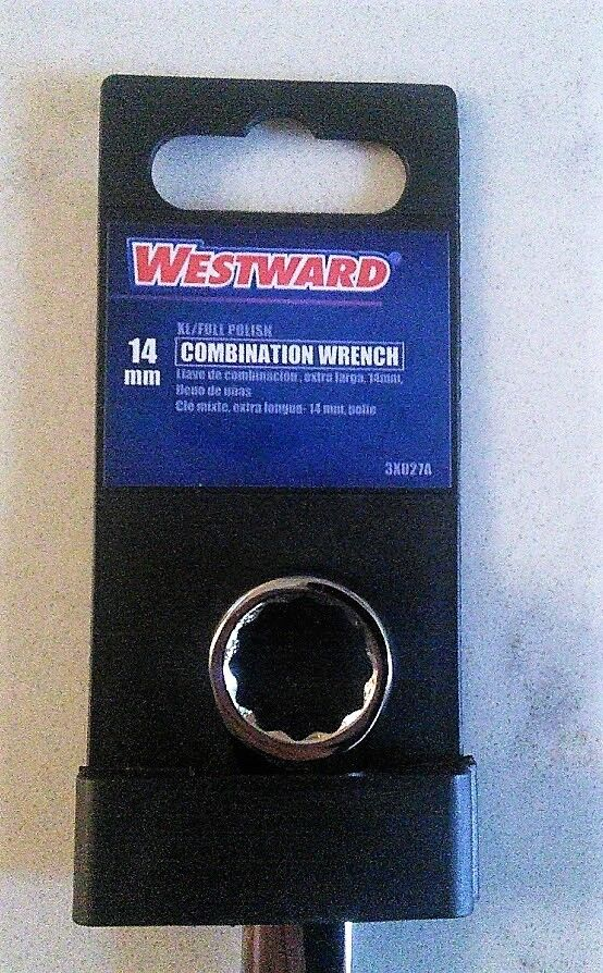 Owner Combination Wrench 14 mm Westward 3XU27