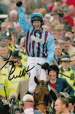 JIM CULLOTY HAND SIGNED 6X4 PHOTO 2004 BEST MATE GOLD