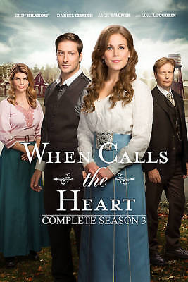 WHEN CALLS THE HEART - COMPLETE SEASON 3 TV COLLECTION by Hallmark & Janette Oke ()