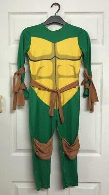 Teenage Mutant Turtles Dress Up Suit With Shell 5-7 Years Fancy Dress - Teenage Dress Up Kostüm