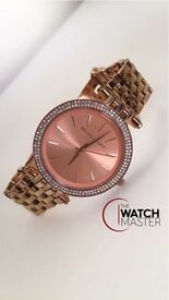 MICHAEL KORS LADIES WATCH MK3192
