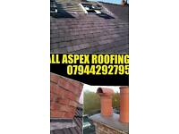 ALL ASPEX ROOFING AND GUTTERING