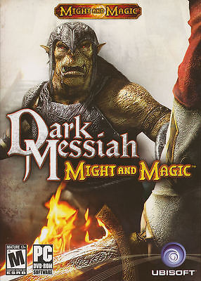 DARK MESSIAH Might & Magic RPG Action PC Game NEW BOX