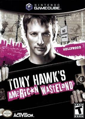 Tony Hawk''s American Wasteland NGC New GameCube