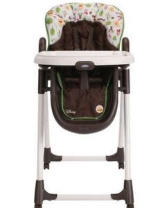 """ISO """"Woodland Pooh"""" Highchair"""