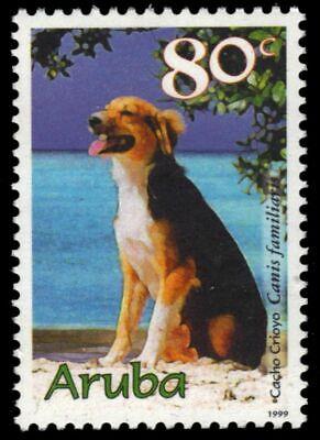 ARUBA 176 - Local Domestic Dogs Issue (pb18882)
