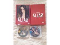 Alias DVD Complete Seasons Series 1 - 5