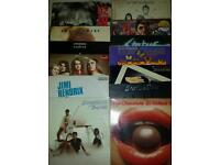Vinyl LP'S (Qty 200-250) 50's to 80's