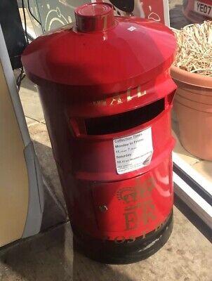 Post Box Mail Box Royal Mail Garden Wedding Stainless Steel Handmade