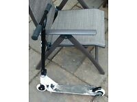 JDBug Pro 4 Stunt Scooter, Good Condition, durable and is very smooth