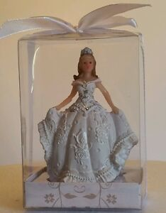QUINCEANERA 15 BIRTHDAY SWEET 16 CAKE TOPPER PARTY DECORATION FAVOR FIGURINE
